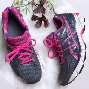 ASICS breast cancer awareness gel running shoes